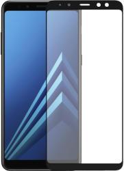 ZMEURINO Sticla Securizata Full Body 2.5 D Negru SAMSUNG Galaxy A8 Plus (2018) (ZMVIP_A8PLUS2018)