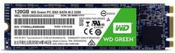 Western Digital 120GB M 2 SATA3 WDS120G2G0B