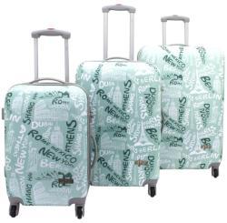 F|23 Tourist 3db-os bőrönd szett (77063)