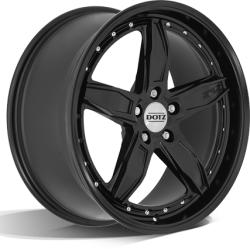 DOTZ SP5 black edt. CB71.6 5/114.3 18x8 ET48