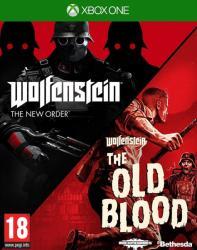 Bethesda Wolfenstein The Two Pack (Xbox One)