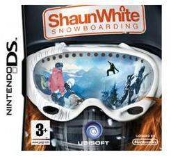 Ubisoft Shaun White Snowboarding (Nintendo DS)