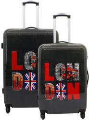 F|23 Voyage 2db-os bőrönd szett (77050-92)