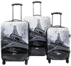 F|23 Metropol 3db-os bőrönd szett (77049-1)