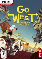 Atari Go West! A Lucky Luke Adventure (PC)