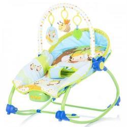 Chipolino Scaunel balansoar Fiesta Sezlong balansoar bebelusi