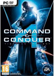 Electronic Arts Command & Conquer 4 Tiberian Twilight (PC)