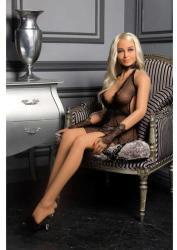 iDoll Angelina - Blonde Hair - Fitness Body