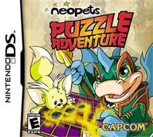 Capcom Neopets Puzzle Adventure (Nintendo DS)