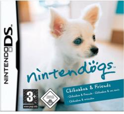 Nintendo Nintendogs Chihuahua & Friends (Nintendo DS)