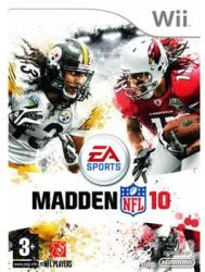 Electronic Arts Madden NFL 10 (Nintendo Wii)