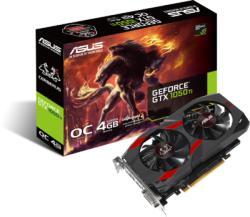 ASUS GeForce GTX 1050 Ti OC 4GB GDDR5 128bit (CERBERUS-GTX1050TI-O4G) Videokártya