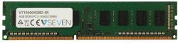 V7 4GB DDR3 1333MHZ V7106004GBD-SR