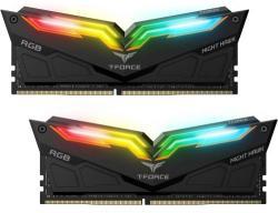 Team Group T-FORCE NIGHT HAWK RGB 16GB (2x8GB) DDR4 3000MHz TF1D416G3000HC16CDC01