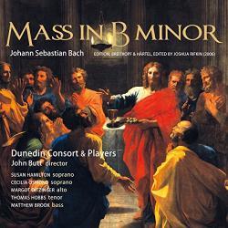 Bach, J. S Mass In B Minor -reissue-