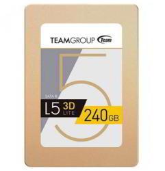 Team Group L5 Lite 3D 2.5 240GB SATA3 T253TD240G3C101