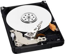 """Western Digital Scorpio Blue 2.5"""" 250GB 5400rpm 8MB SATA2 WD2500BPVT"""