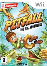 Activision Pitfall The Big Adventure (Wii)