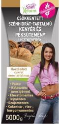 Szafi Reform Csökkentett Szénhidrát-tartalmú kenyér és péksütemény lisztkeverék 5kg