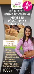 Szafi Reform Csökkentett szénhidrát-tartalmú kenyér és péksütemény lisztkeverék 1kg