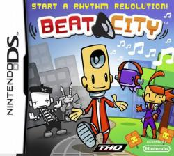 THQ Beat City (Nintendo DS)