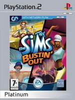 Electronic Arts The Sims Bustin' Out (PS2)