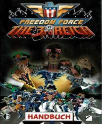 Sierra Freedom Force vs. The 3rd Reich (PC)