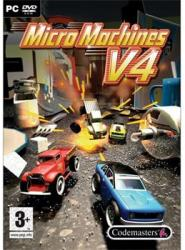 Codemasters Micro Machines V4 (PC)