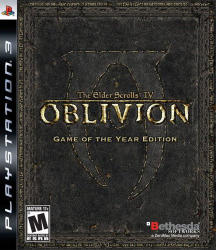 2K Games The Elder Scrolls IV Oblivion [Game of the Year Edition] (PS3)