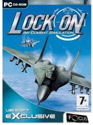 Ubisoft Lock On Air Combat Simulation (PC)