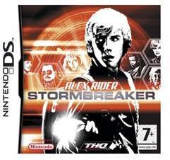 THQ Alex Rider: Stormbreaker (Nintendo DS)