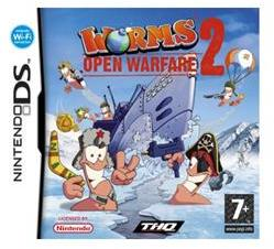 THQ Worms Open Warfare 2 (Nintendo DS)