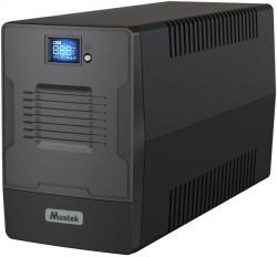 Mustek PowerMust 1500 LCD 1500VA (1500-LCD-LI-T30)