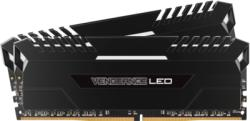 Corsair Vengeance White LED 32GB (2x16GB) DDR4 3200MHz CMU32GX4M2D3200C16