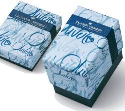 Oliver Weber Fülbevaló Swarovski kristályokkal Oliver Weber Rain