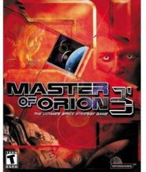 Atari Master of Orion 3. (PC)
