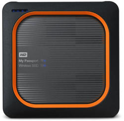 Western Digital My Passport Wireless 1TB USB 3.0 (WDBAMJ0010BGY-EESN)
