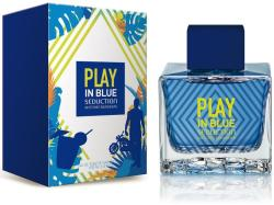 Antonio Banderas Play in Blue Seduction EDT 100ml