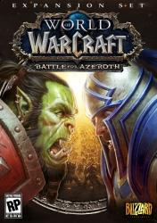 Blizzard World of Warcraft Battle for Azeroth (PC)
