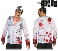 Th3 Party Halott orvos póló jelmez felnőtteknek (6986)