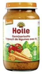 Holle Bio Zöldség-rizottó - 220g