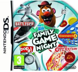 Electronic Arts Hasbro Family Game Night (Nintendo DS)