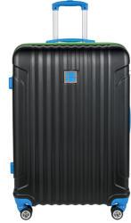 PASO 76 cm-es kemény bőrönd (19-202)