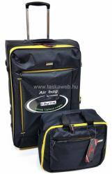 Touareg 2 részes, L-es bőrönd+fedélzeti táska szett (TG6287-L)