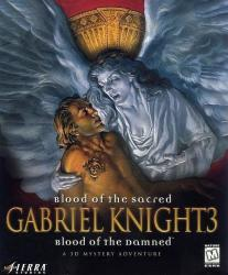 Sierra Gabriel Knight 3 Blood of the Sacred, Blood of the Damned (PC)