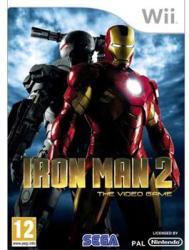 SEGA Iron Man 2 (Wii)