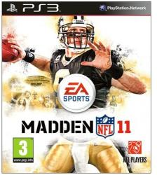 Electronic Arts Madden NFL 11 (PS3)