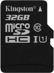 Kingston MicroSDHC 32GB C10/UHS-I/U1 SDCS/32GBSP