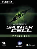 Ubisoft Tom Clancy's Splinter Cell Trilogy (PC)