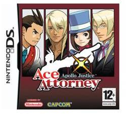 Capcom Apollo Justice: Ace Attorney (Nintendo DS)
